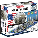 4D Puzzle Cityscape Time panorama New York  (8590331008056)