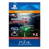 5850 Madden NFL 18 Ultimate Team Points - PS4 CZ Digital (SCEE-XX-S0032312)