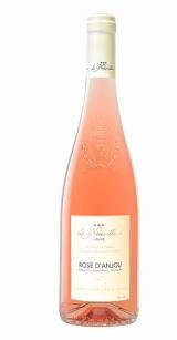 Ackerman Grolleau Appellation Rose d Anjou Controlee 2015 0.75l