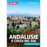 Andalusie a Costa del Sol: inspirace na cesty (978-80-7508-418-7)