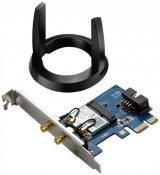 Asus PCE-AC55BT Wireless 802.11ac 2X2 Dual-band PCI-E card Bluetooth 4.0 and BLE, PCE-AC55BT