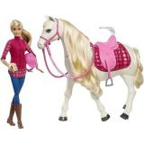 Barbie Dream horse kůň snů (0887961635317)