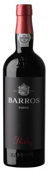 Barros Ruby Porto 0,75l