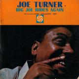 Big Joe Turner : Big Joe Rides Again LP