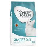 Concept for Life Sensitive Cats - Nový doplněk: 12 x 85 g Concept for Life Sensitive v želé