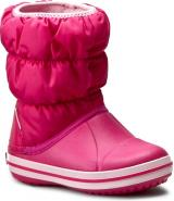 Crocs Winter Puff Boot Women Candy Pink/Candy Pink 14614-6X3 38-39 (M6/W8) / Candy Pink