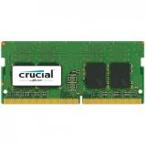 CRUCIAL 4GB DDR4 SO-DIMM 2400MHz PC4-19200 CL17 1.2V Single Ranked x8