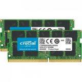 CRUCIAL pro Apple/Mac 16GB=2x8GB DDR4 SO-DIMM 2400MHz PC3-19200 CL17 1.2V Single Ranked x8, CT2K8G4S24AM