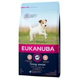 Eukanuba Caring Senior Small Breed s kuřecím - 3 kg