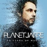 Jean Michel Jarre : Planet Jarre / 50 Years Of Music 4LP