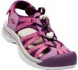 KEEN Dámské sandály Waterfront Women Venice II H2 Grape Kiss/Red Violet 38