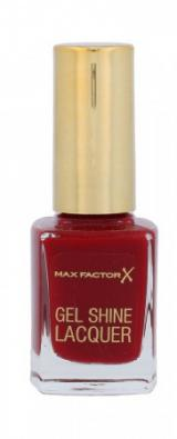 Lak na nehty Max Factor - Gel Shine 50 Radiant Ruby 11 ml