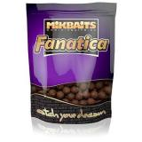 Mikbaits - Fanatica Boilie Oliheň Black pepper Asa 24mm 900g (8595602220885)