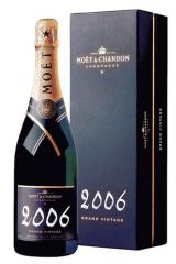 Moet & Chandon Grand Vintage Brut 2006 0,75l