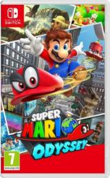 Nintendo SWITCH Super Mario Odyssey, NSS670