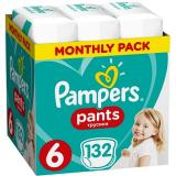 PAMPERS Pants vel. 6