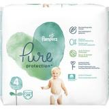 PAMPERS Pure Protection vel. 4
