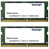 Patriot SO-DIMM KIT 16GB DDR4 2400MHz CL17 Signature Line (PSD416G2400SK)