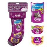 Whiskas Stocking - 1 kus (3 Snacky)