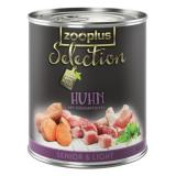 zooplus Selection Senior & Light kuřecí - 6 x 400 g