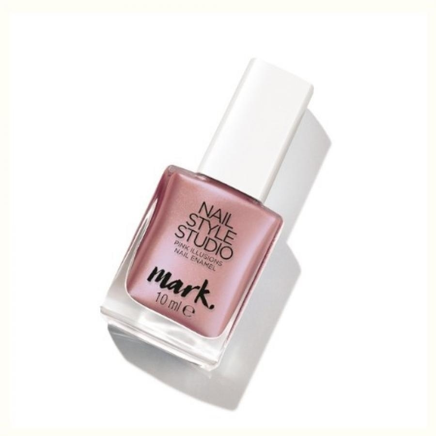 Avon Lak na nehty s gelovým efektem Mark Gel Shine   10 ml In Bloom
