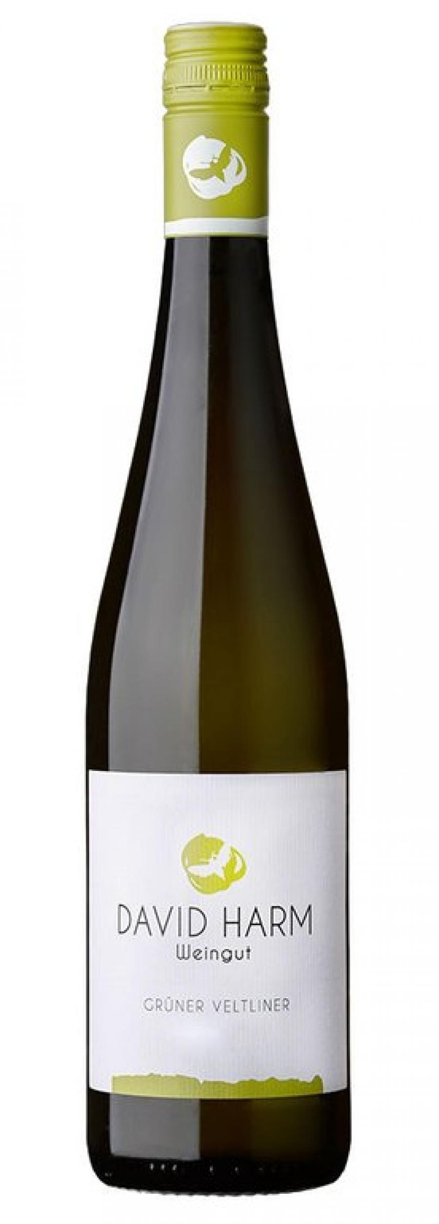 David Harm Gruner Veltliner 2017 0.75l