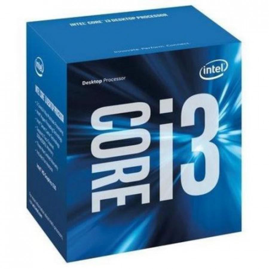 Produkt Intel Core i3-6100, Dual Core, 3.70GHz, 3MB, LGA1151, 14nm, 51W, VGA, BOX