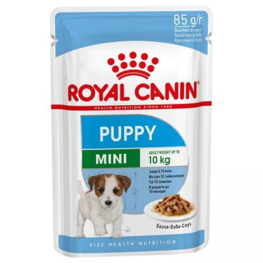 Royal Canin Mini Puppy kapsičky - 12 x 85 g