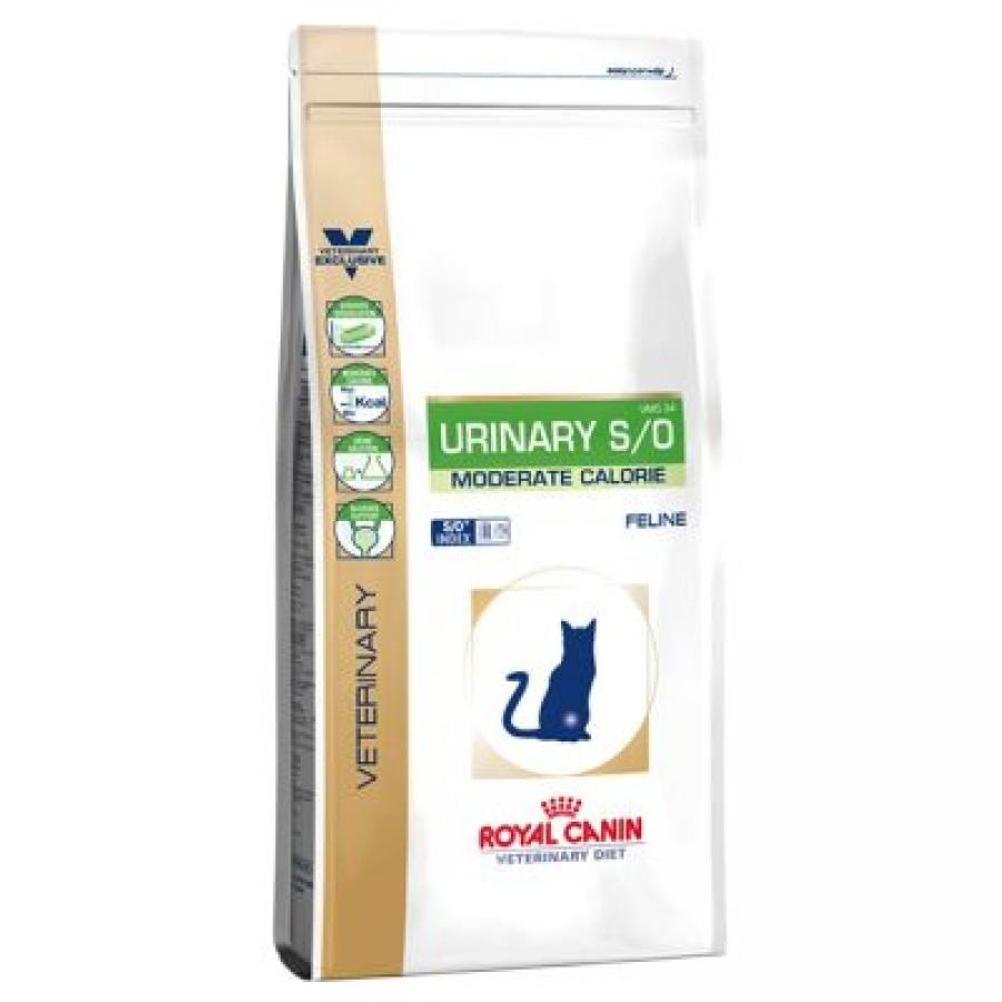 Royal Canin VD Feline Urinary S/O Moderate Calorie - 1,5 kg