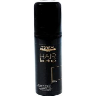 ĽORÉAL PROFESSIONNEL Hair Touch Up Black 75 ml (3474630698000)