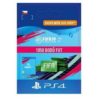 1050 FIFA 19 Points Pack - PS4 CZ Digital (SCEE-XX-S0040319)