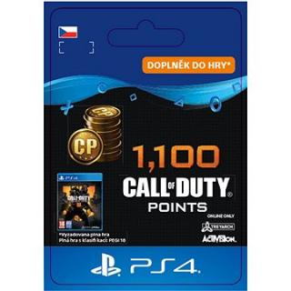 1,100 Call of Duty: Black Ops 4 Points - PS4 CZ Digital