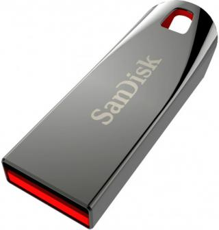 123858 USB FD 64GB CRUZER FORCE SANDISK