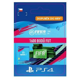 1600 FIFA 19 Points Pack - PS4 CZ Digital (SCEE-XX-S0040234)