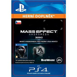 3250 Mass Effect: Andromeda Points - PS4 CZ Digital