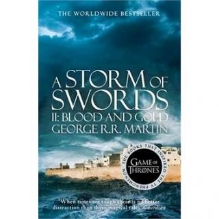 A Storm of Swords, part 2 Blood and Gold (978-0-07-54826-2)