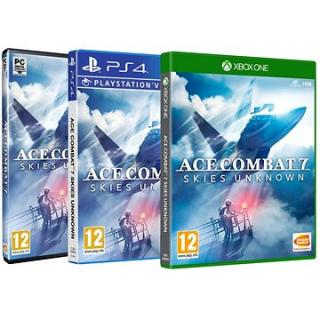 Ace Combat 7: Skies Unknown Strangereal Edition - Xbox One (3391891992978)