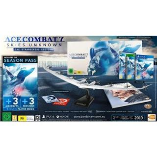 Ace Combat 7: Skies Unknown The Strangereal Collection (3391891992954)