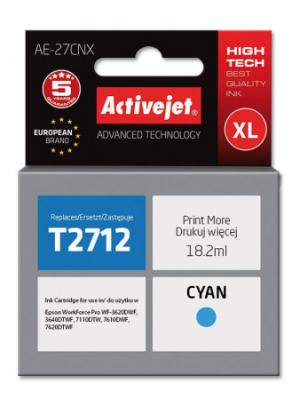 ActiveJet ink Epson T2712 new AE-27CNX  18 ml, EXPACJAEP0267