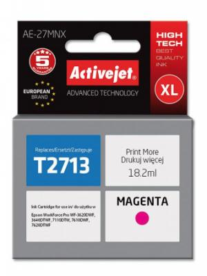 ActiveJet ink Epson T2713 new AE-27MNX  18 ml, EXPACJAEP0268