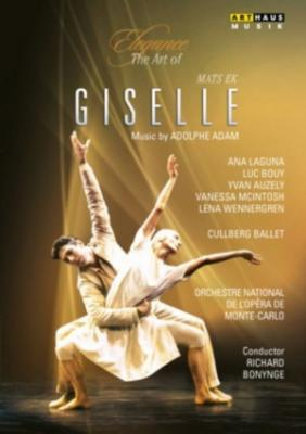 Adam Giselle : The Cullberg Ballet DVD