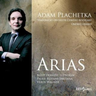Adam Plachetka : Arias CD
