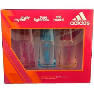 ADIDAS Edt for Women Set  (3614222664093)