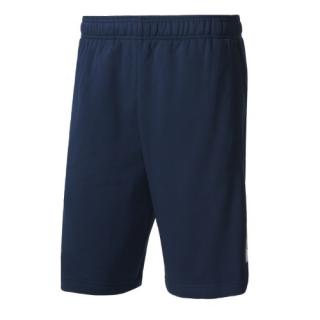 adidas ESS LO SHORT FT CONAVY/WHITE L
