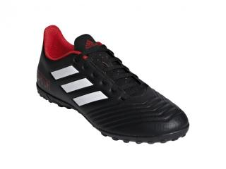 Adidas Predator Tango 18.4 Mens Astro Turf Black/White/Red 10
