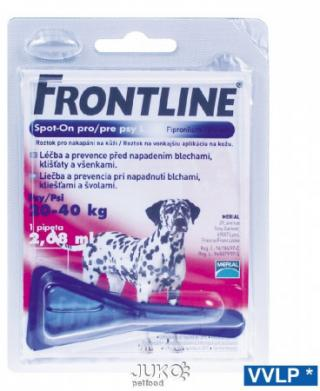 a.Frontline Spot-on DOG-L-20-40kg-7062