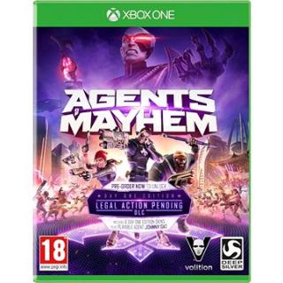 Agents of Mayhem - Xbox One (4020628779733)