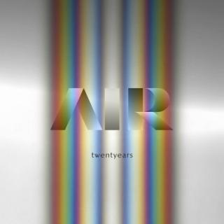 Air : Twentyears LP