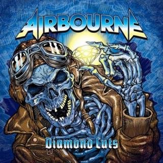 Airbourne : Diamond Cuts / deluxe Box Set LP