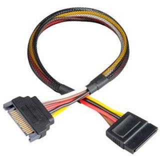 AKASA SATA Power Cable Extension (AK-CBPW04-30)